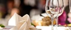 Table restaurant La Chamade Morzine
