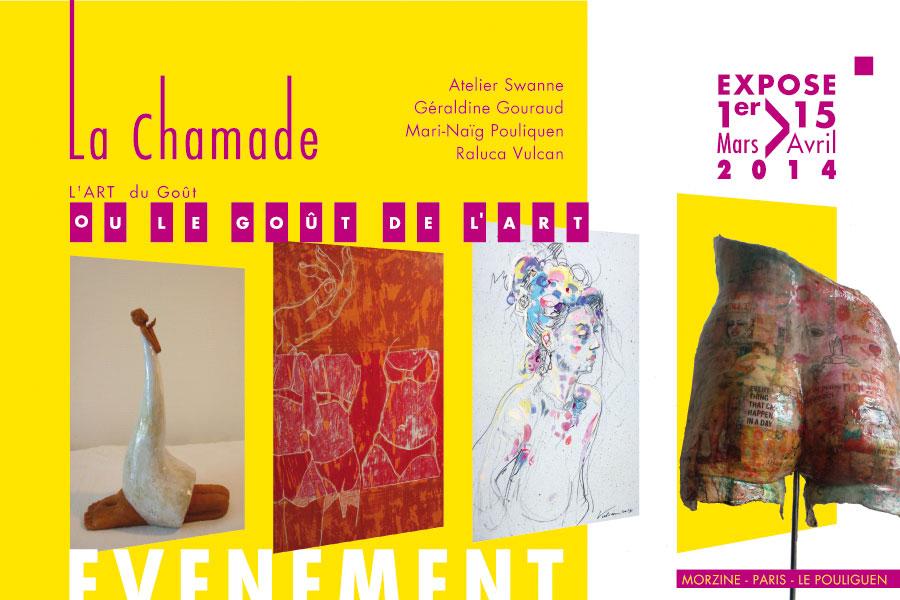 Exposition La Chamade Morzine