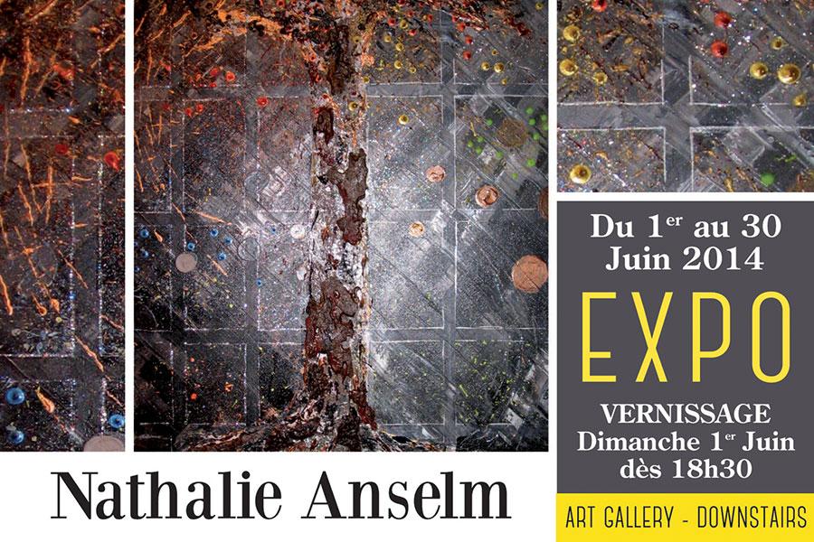 Exposition Nathalie Anselm Morzine