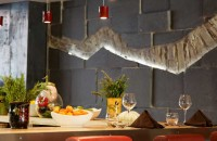 la Chamade restaurant morzine table d hote