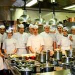 L equipe La Chamade Restaurant