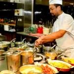 La cuisine La Chamade Morzine