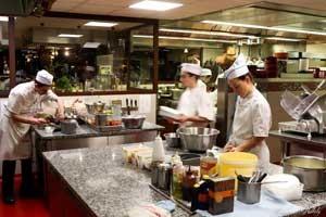 La cuisine la Chamade restaurant Morzine
