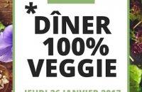 diner 100% veggie la chamade restaurant