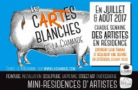 Cartes Blanches Chamade