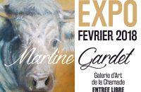Exposition Martine Gardet morzine