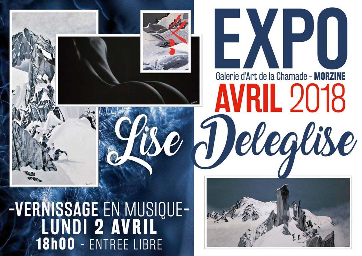 Expo Lise Deleglise