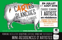 Cartes Blanches Chamade Morzine