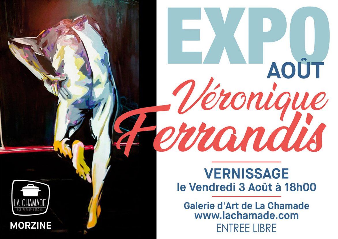 Expo Véronique Ferrandis